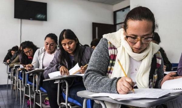 Convocan mayores de 18 años que quieran terminar la secundaria en Calingasta