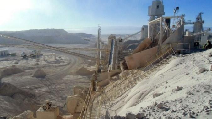 La industria calera avanza con una inversión millonaria para Albardón