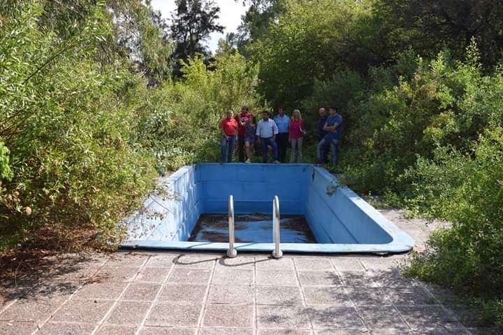 El Municipio recuperó el histórico camping de Valle Fértil