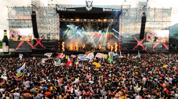 Cosquín Rock: una programación para todos los gustos