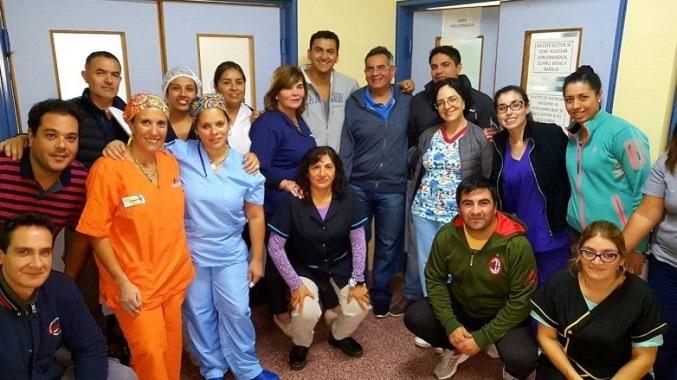 Cirugías en Valle Fértil: llevando soluciones a la periferia