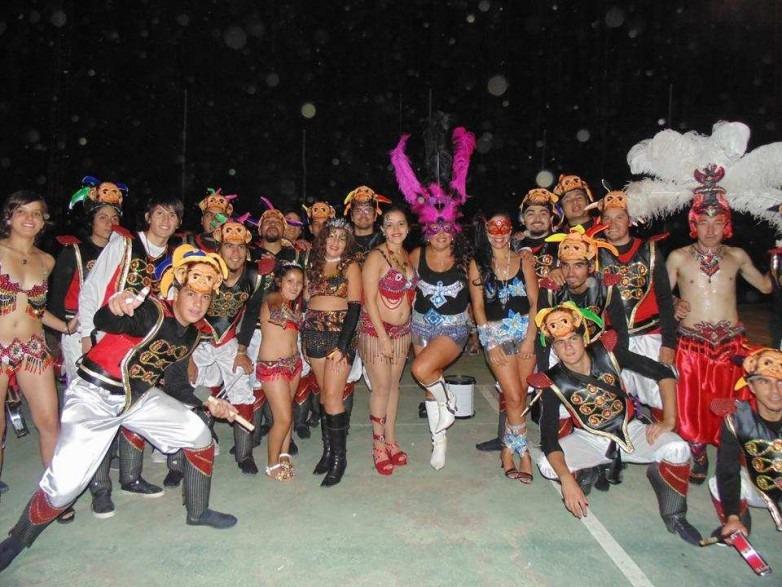 Con la participación de más de 6 mil personas, Calingasta vivió a pleno el Carnaval 2019