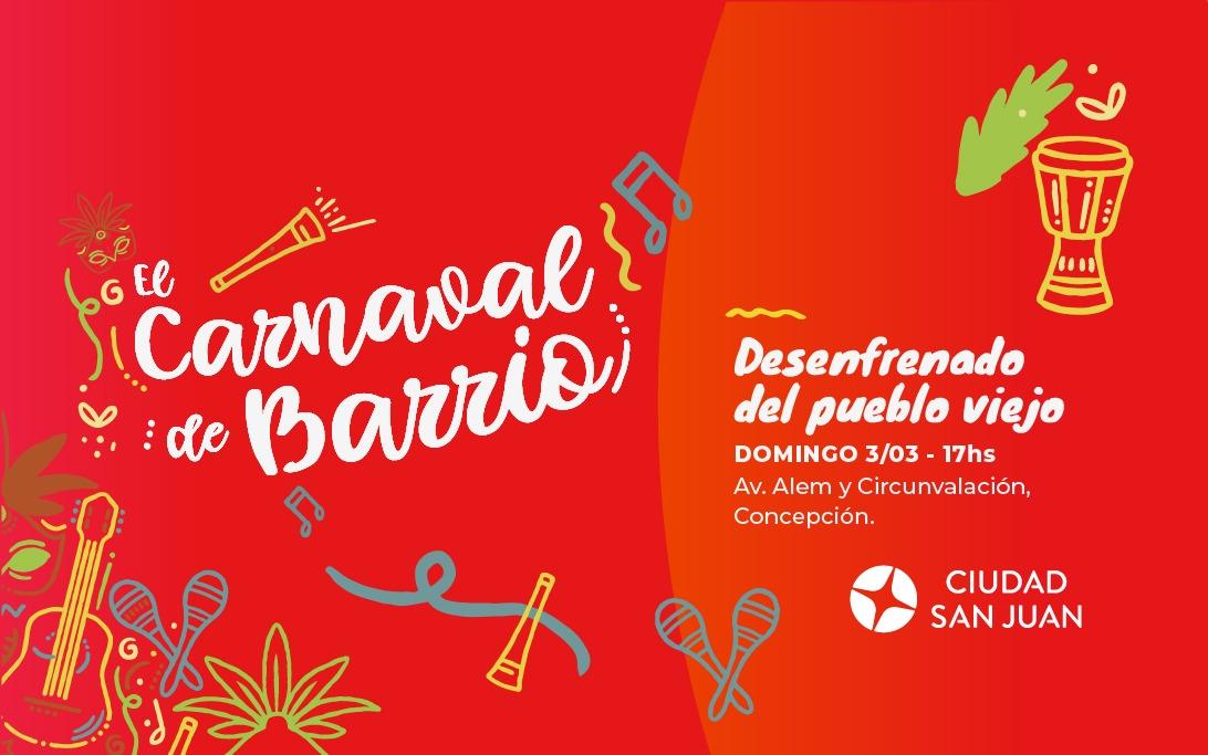 Se vienen los festejos de Carnaval en Capital