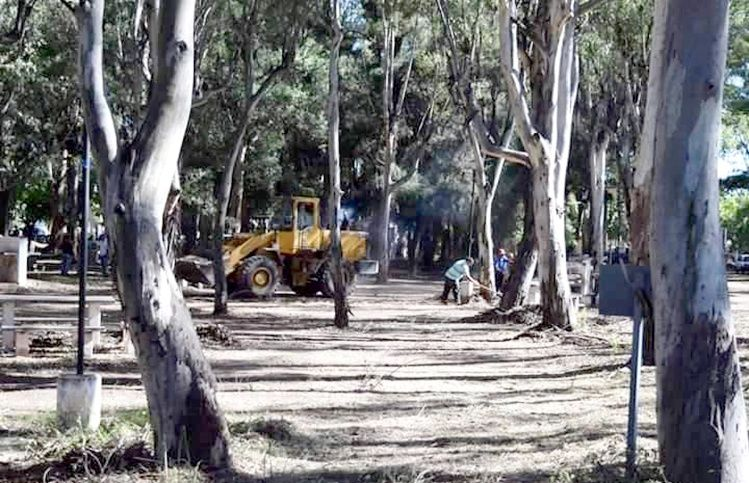 Mañana reinauguran el camping de Valle Fértil