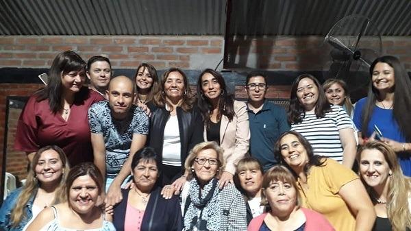 Las mujeres justicialistas de Caucete se unen para recuperar el municipio