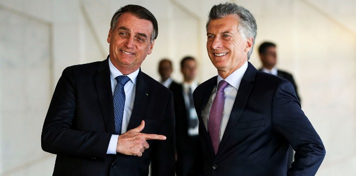 Macri y Bolsonaro hablaron por teléfono sobre el Mercosur