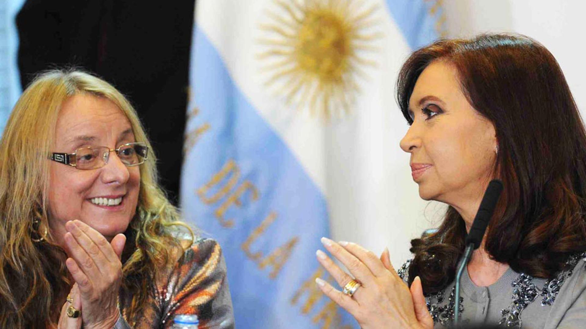 Alicia Kirchner busca adelantar las elecciones en Santa Cruz