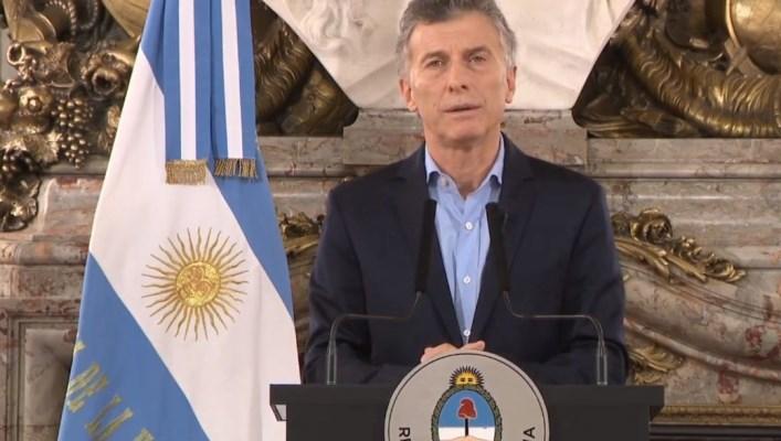 """Macri habló luego del ataque al diputado: """"Vamos a ir hasta las últimas consecuencias"""""""