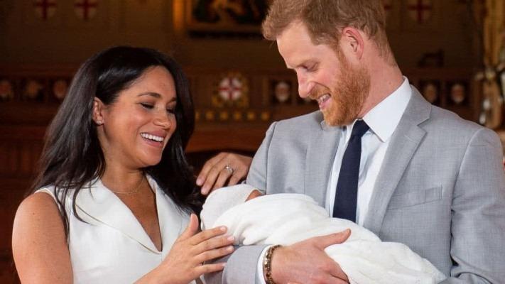El bebé de Meghan Markle y el príncipe Harry ya tiene nombre