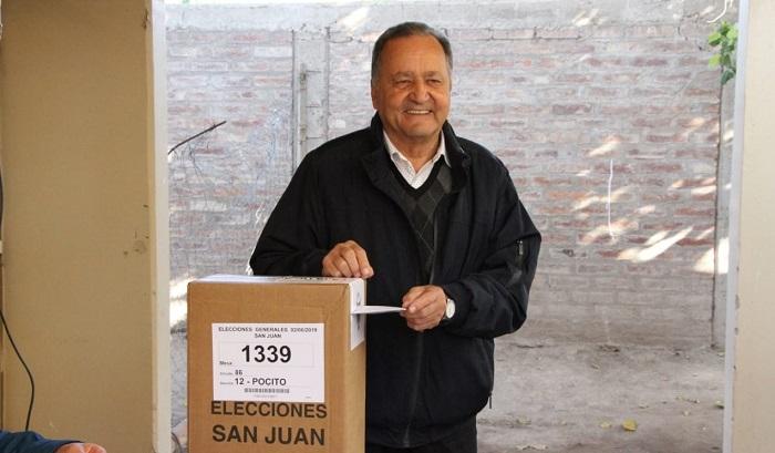 Armando Sánchez pidió a los sanjuaninos que no tomen al voto como obligación, sino como un derecho