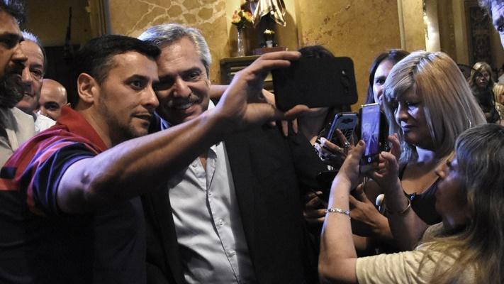 """Alberto Fernández: """"Cuando la gente vota, hay que aceptar el resultado"""""""