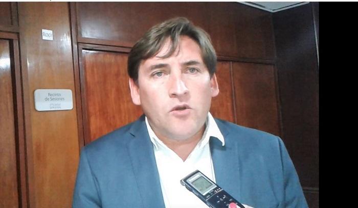 Transición complicada en Angaco: Carlos Maza Pezé dice que José Castro no da lugar al diálogo