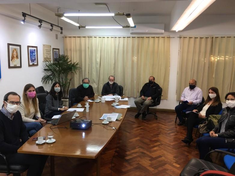 Avanza el Plan Estratégico Albardón 2030