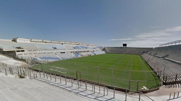 Trasladarán cabinas al Estadio del Bicentenario para hisopar a transportistas que lleguen a San Juan