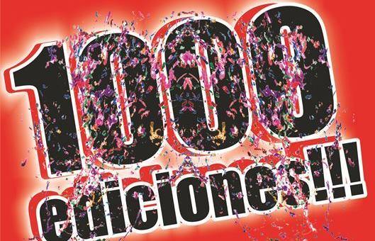 Diario Las Noticias aparece con su edicion nº1000 hoy en todos los kioscos