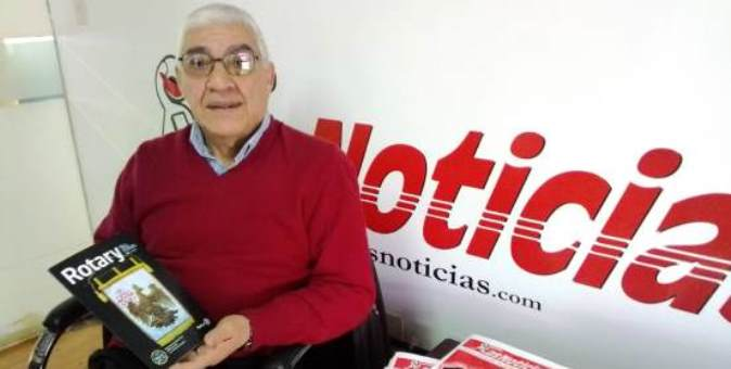 El Rotary de Rivadavia pide que en el Acuerdo San Juan se incluyan obras para el departamento