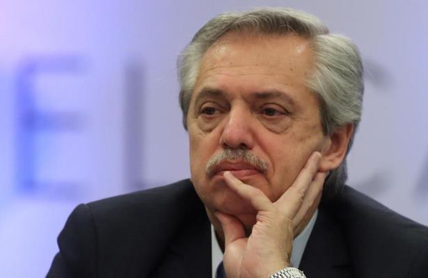 Alberto Fernández participa por teleconferencia del encuentro anual de empresario cristianos