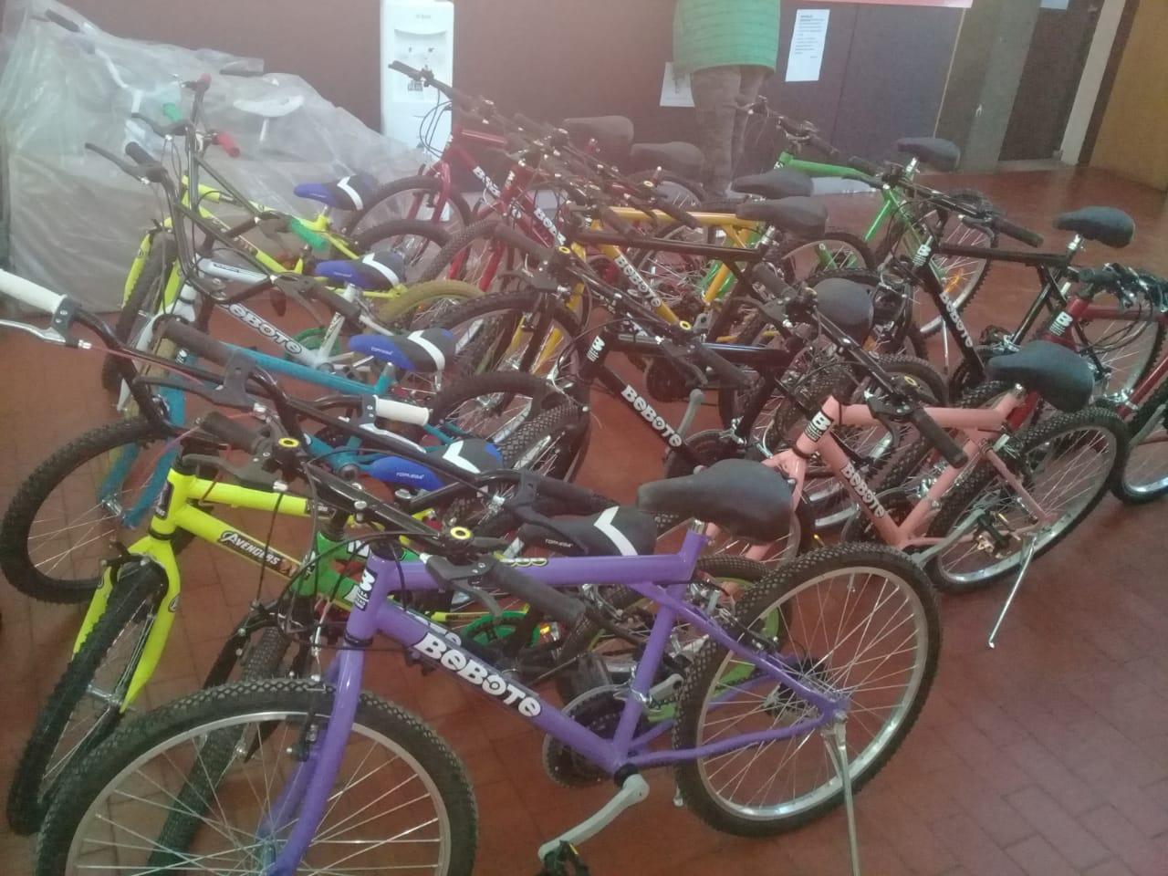 Zonda: Se viene un festejo del Día del Niño con sorteos de bicicletas