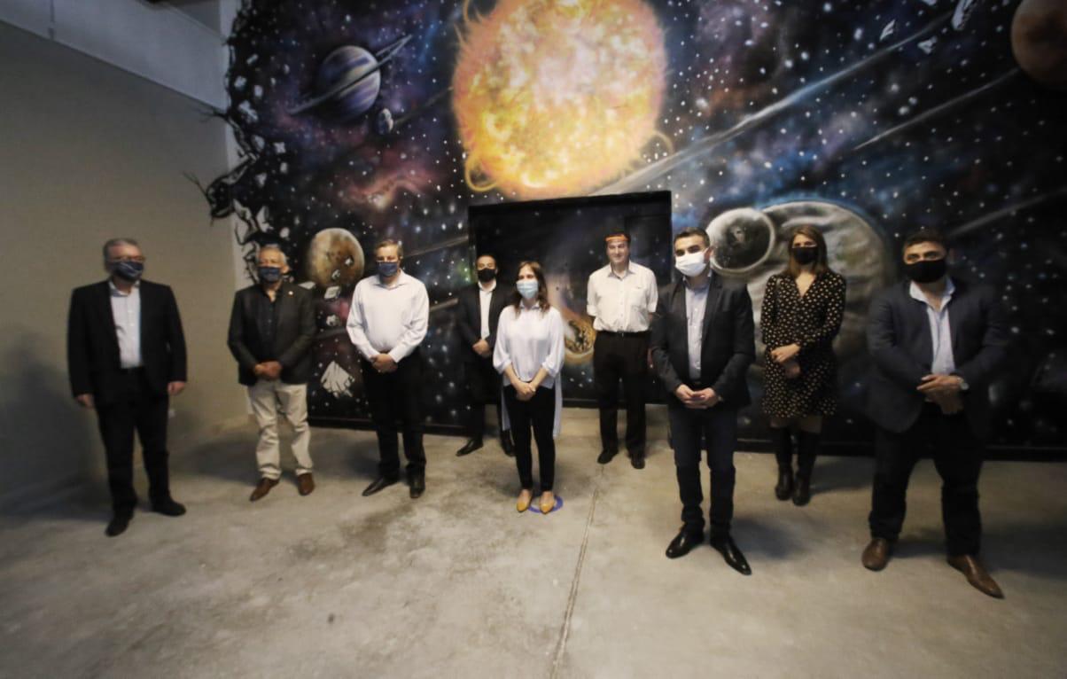 Chimbas fortalece el turismo astronómico con un nuevo Centro de Interpretación
