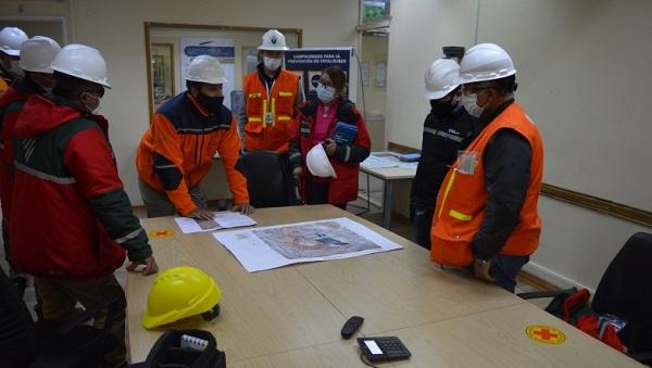 Concejales de Jáchal visitaron la mina Veladero