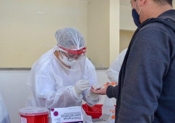 El director del Hospital de Calingasta con coronavirus