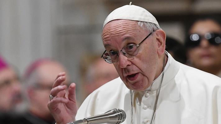 """Francisco pidió """"un cambio de paradigma socioeconómico"""" para salir de la pandemia"""