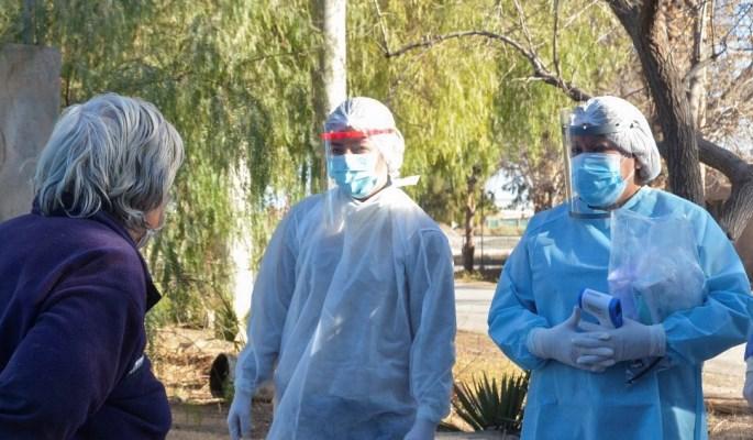 Nuevos casos de coronavirus en San Martín
