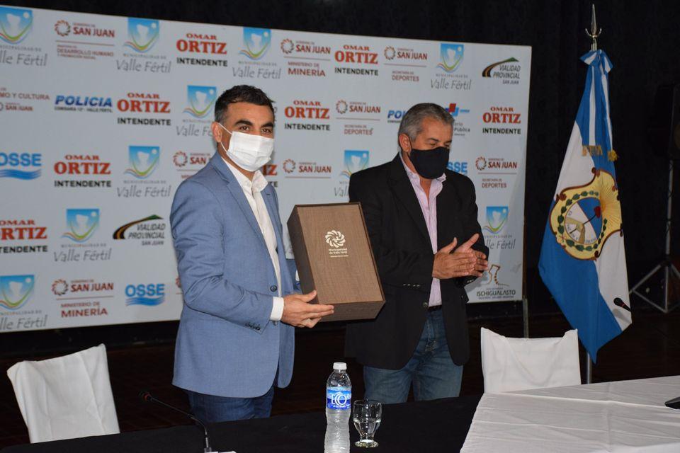 Valle Fértil y Chimbas juntos para combatir el dengue