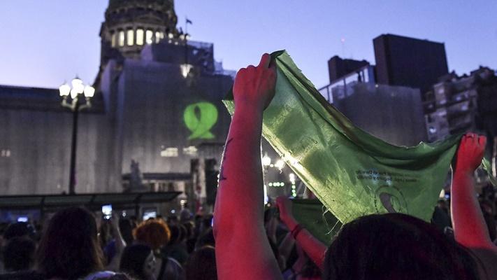 La semana próxima se comienza a debatir la legalización del aborto en Diputados