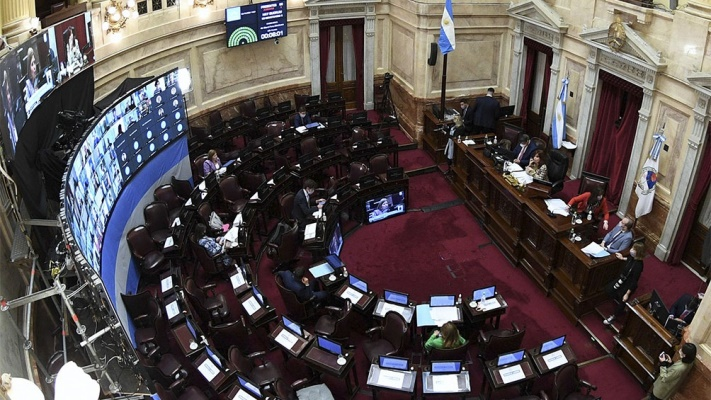 El Senado comenzó a debatir en comisión el proyecto de Ley de Aporte Solidario y Extraordinario de Grandes Fortunas