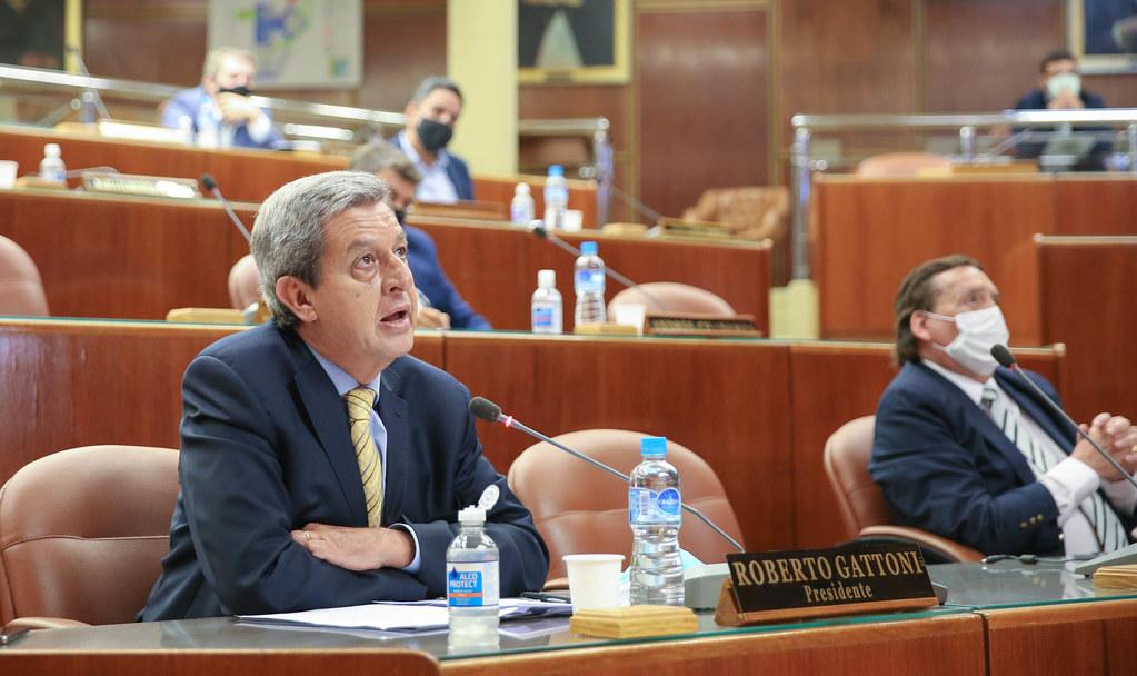 El diputado Juan Carlos Abarca fue designado presidente de la Comisión de Diálogo Político