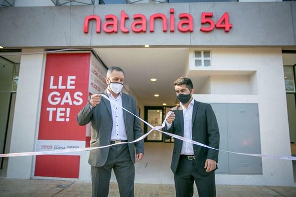 Con una inversión de $227 millones, Natania inauguró su nuevo edificio en San Juan