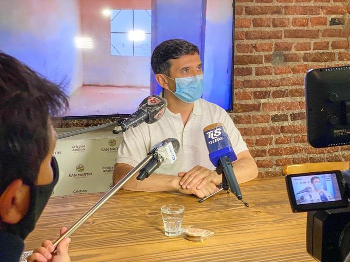 En San Martín se prohibió la comercialización y uso de la pirotecnia