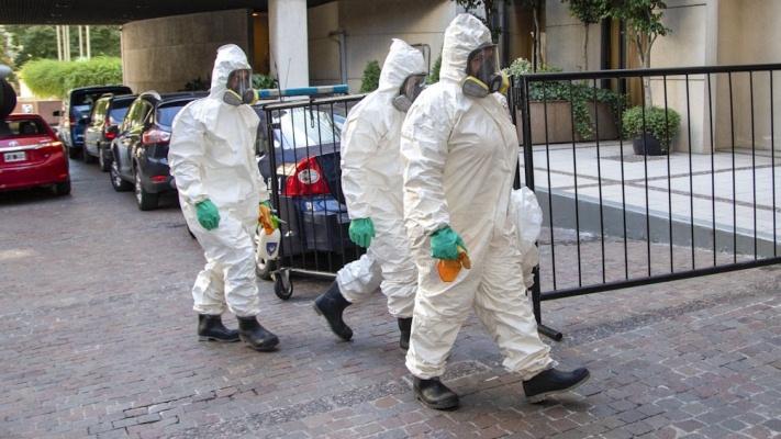 Coronavirus en Argentina: 1.541.285 son los contagiados desde el inicio de la pandemia