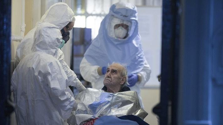 Murieron 169 personas y 7.326 fueron diagnosticadas con coronavirus en el país