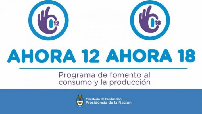 Extienden el programa Ahora 12 hasta el 31 de marzo