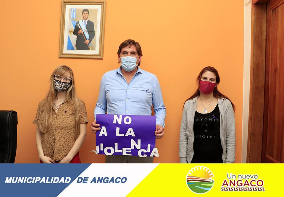 Más tolerancia, empatía e inclusión en Angaco