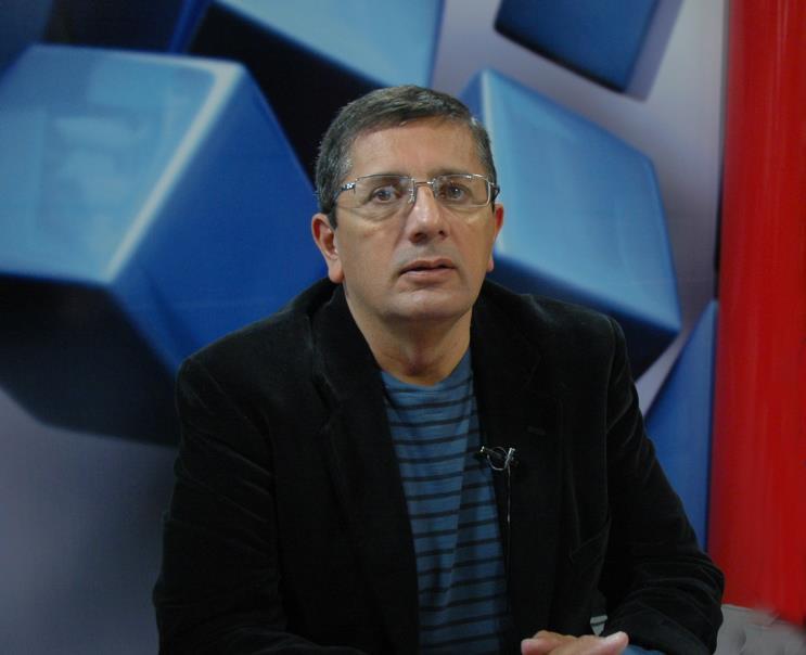 """Hermes Rodríguez: """"En el año de la pandemia, tuvimos una caída anual del 33%"""""""