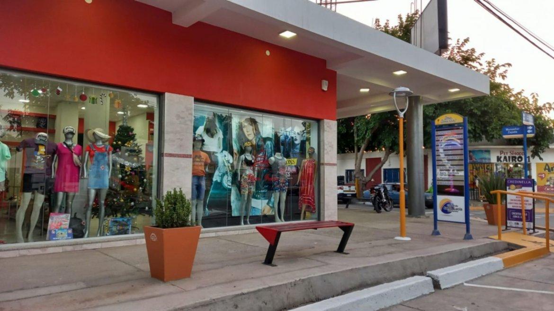 Santa Lucía: Inauguran un nuevo polo comercial y en el primer trimestre del 2021 sumarán tres más