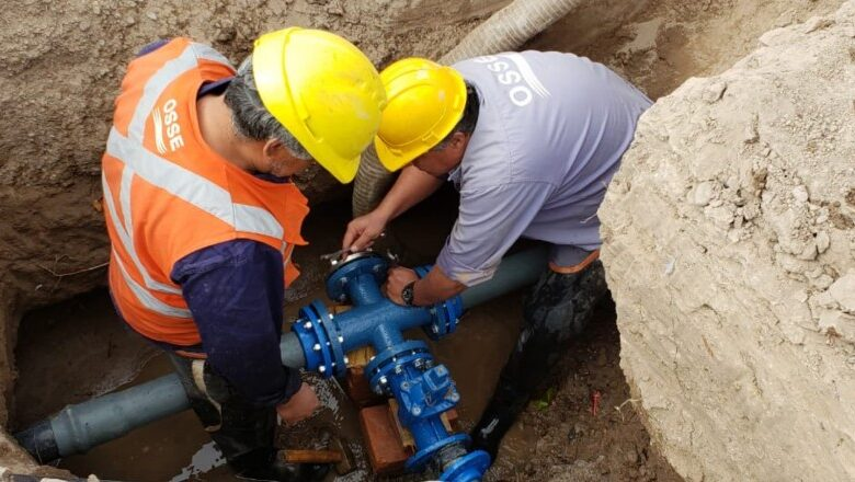 Albardón: el loteo Los Patos tendrá agua potable