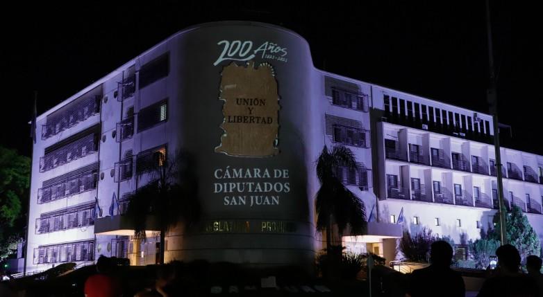 La Cámara de Diputados celebró sus 200 años de creación