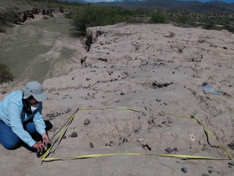 Nuevo hallazgo arqueológico fortuito en Jáchal