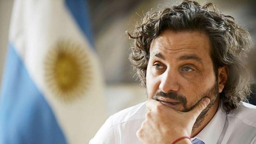 Santiago Cafiero se aisló por ser contacto estrecho de Carla Vizzotti