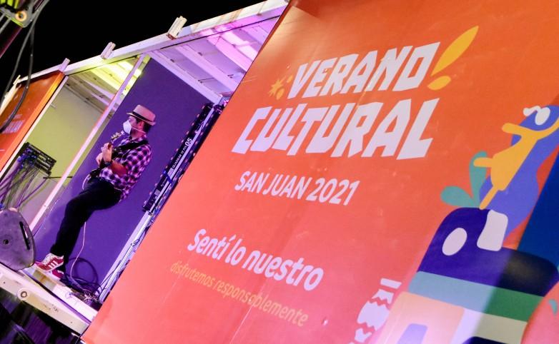 Se viene el Verano Cultural en San Juan