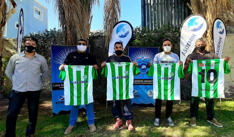 ASIJEMIN, FUDEFOMI y ex jugadores de fútbol de Sportivo Desamparados promueven la integración social y deportiva