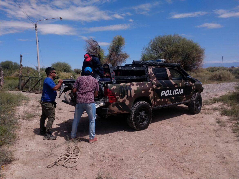 La División de la Policía Rural encontró caballos robados en el departamento de Sarmiento