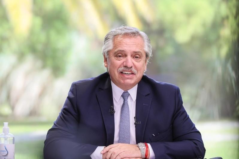 Alberto Fernández anuncia la creación del Consejo Económico y Social
