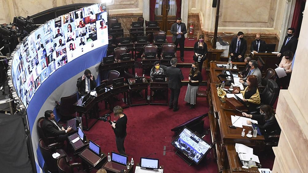 El Senado abre las sesiones extraordinarias con debate sobre el Proyecto de reforma de la Ley de Defensa de la Competencia