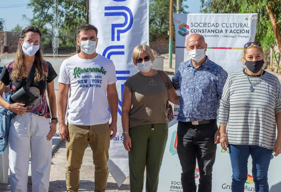 UPCN realizó cursos de RCP en Rivadavia
