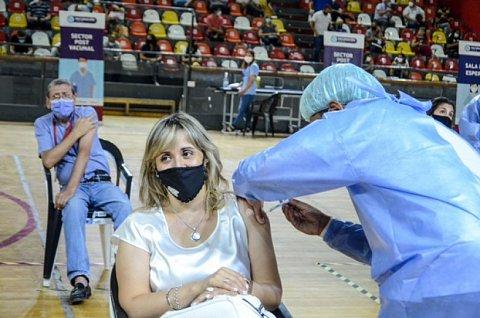Covid-19: así funcionarán los centros de vacunación durante Semana Santa